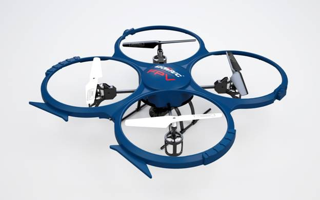 The UDI U818A Is A Sturdy Compact Quadcopter That Will Offer You Plenty Of Features For Its Remarkably Affordable Price This Medium Sized Drone Easy To